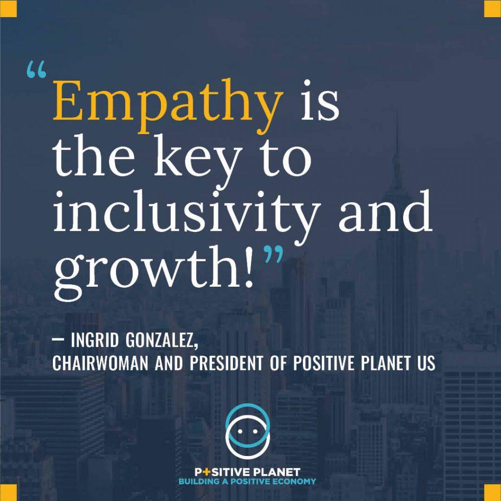 Ingrid Gonzalez Empathy quote
